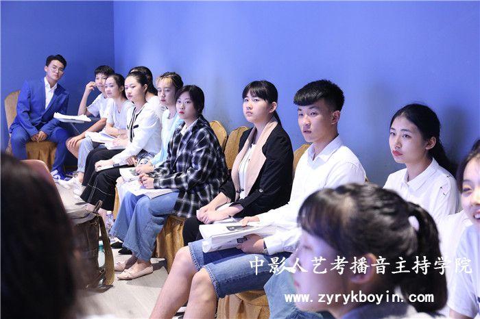 上海播音主持培训
